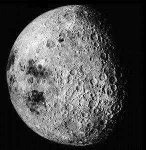 Matemáticas en la luna