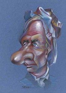 Caricatura de Euler