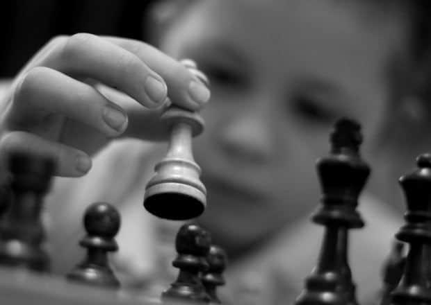 Mejora tus matemáticas jugando al ajedrez
