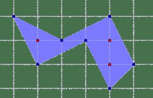 Área de un polígono