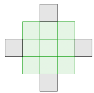 cuadrados mágicos 2