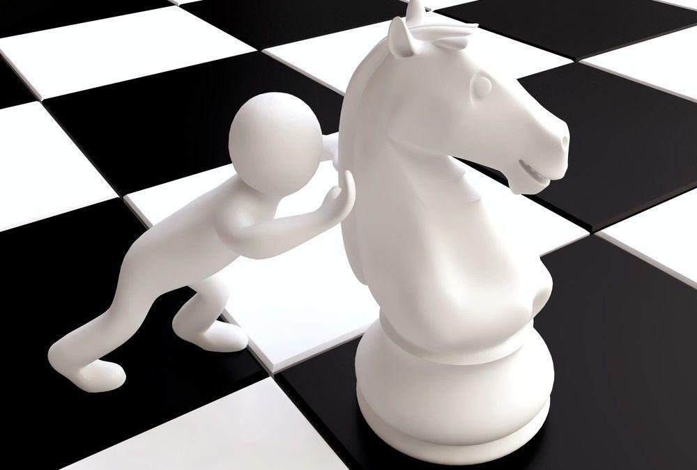 Más cuadrados mágicos.El problema del caballo.