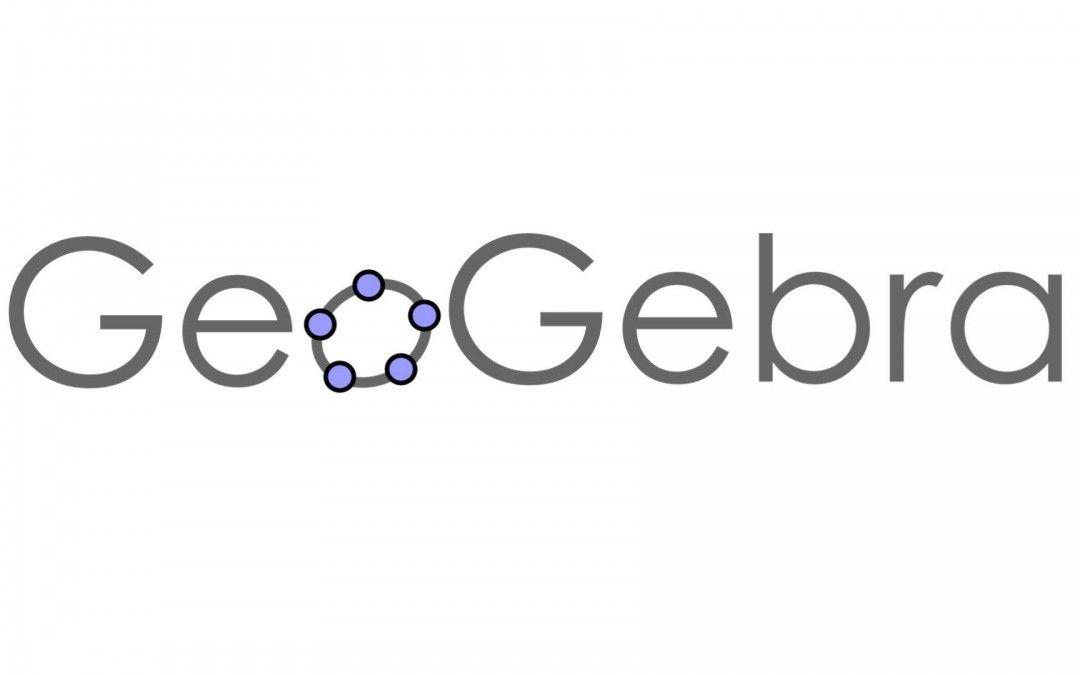 """Tutorial de Geogebra. Un programa para """"tocar"""" las matemáticas"""