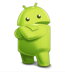android verde