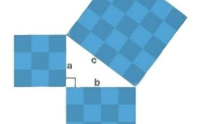 Teorema de Pitágoras. De 0 a 100