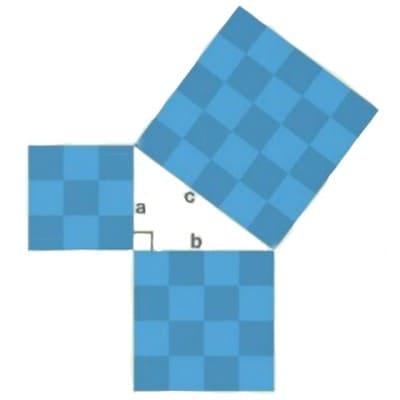 imagen teorema de pitagoras