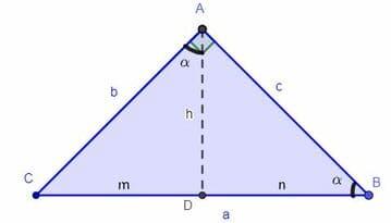 ejemplo teorema pitagoras