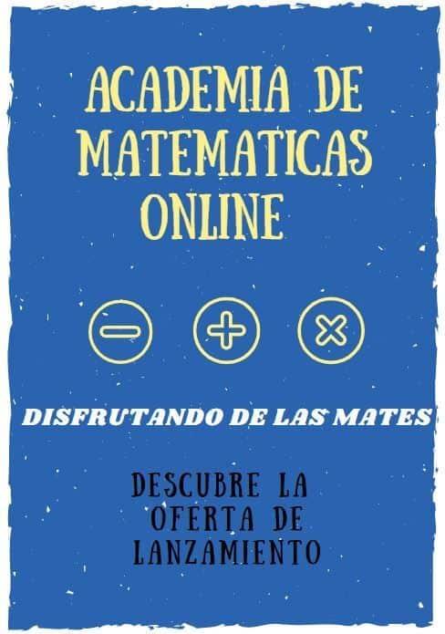 academia matematicas online