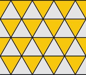 formas de cubrir el plano