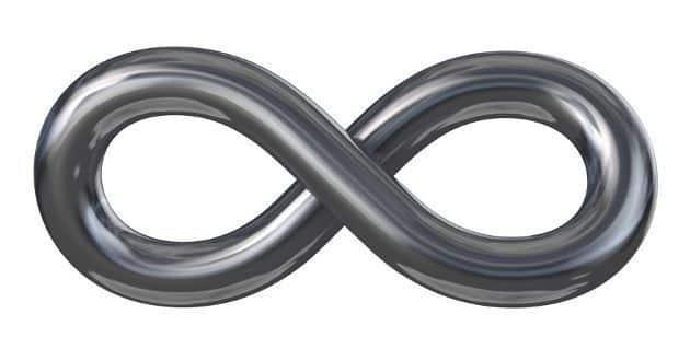 El infinito: Definición de infinito y ejemplos de números infinitos
