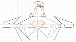 Superman de matemáticas