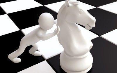El problema del caballo: Aprende cómo resolverlo paso a paso
