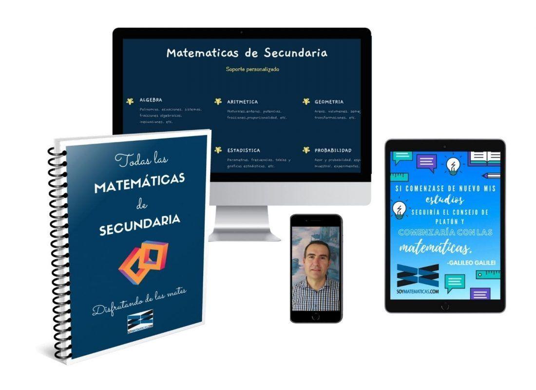 clases matematicas secundaria