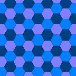 Formas de cubrir el plano con un mismo polígono (sin dejar huecos)